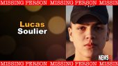 graphic of missing Lucas Soulier