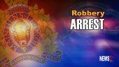 Robbery Arrest