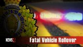 Fatal Vehicle Rollover
