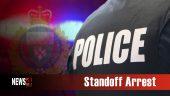 Standoff arrest graphic