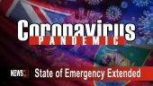 state of emergency extended graphic