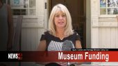 Museum Funding Graphic