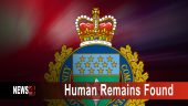 Human Remains found graphic