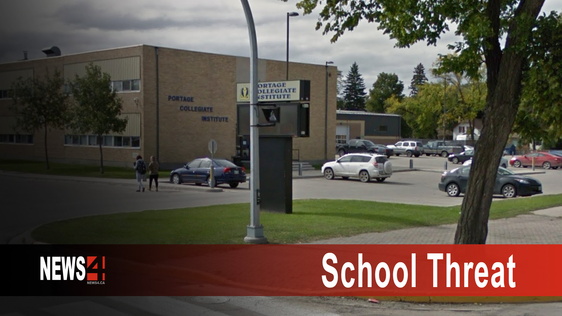 RCMP looking for person who made 'serious threats' against school