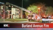 Burland Avenue Fire