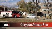 Corydon Avenue Fire