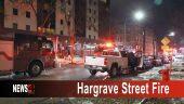 Hargrave Street Fire