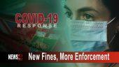 New fines, more enforcement