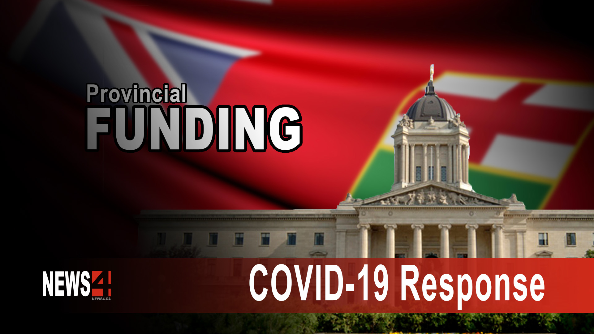 Provincial Funding Covid-19 Response