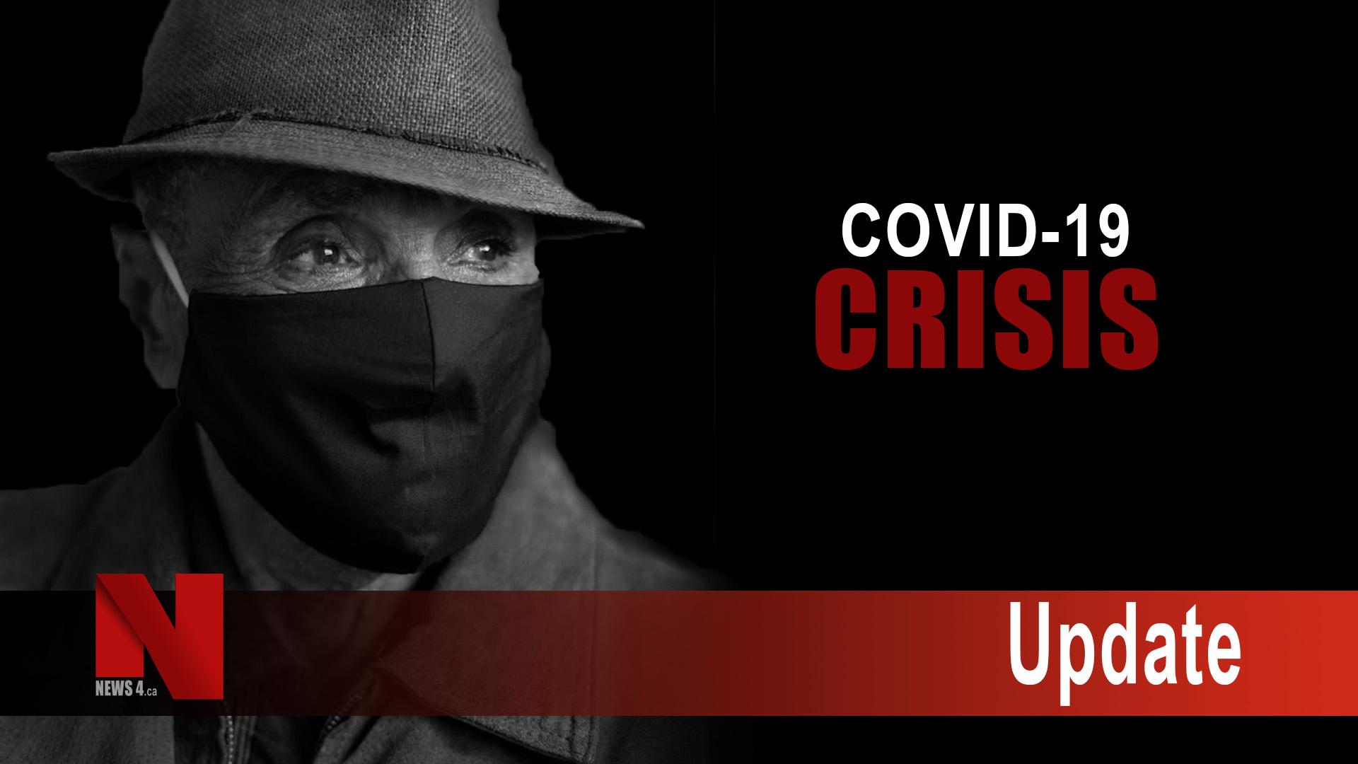 COVID CRISIS Update