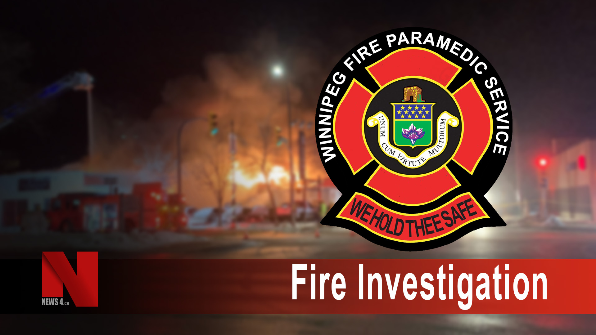 Two injured in McDermot Avenue fire on Sunday night