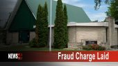 Fraud Charge Laid