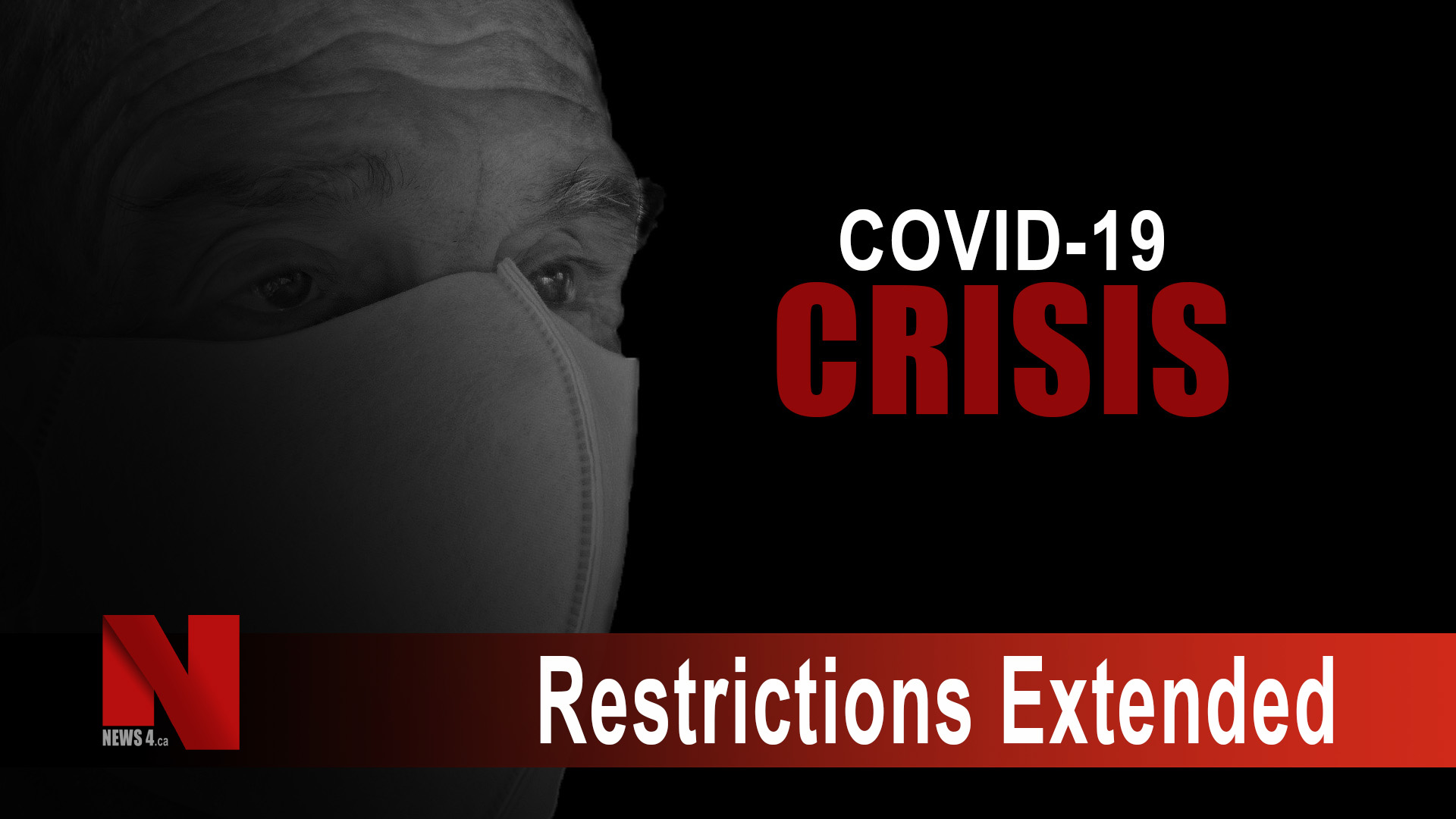 Covid restrictions extended