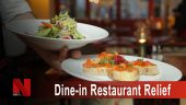 Dine-in Restaurant Relief