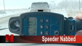 Speeder Nabbed