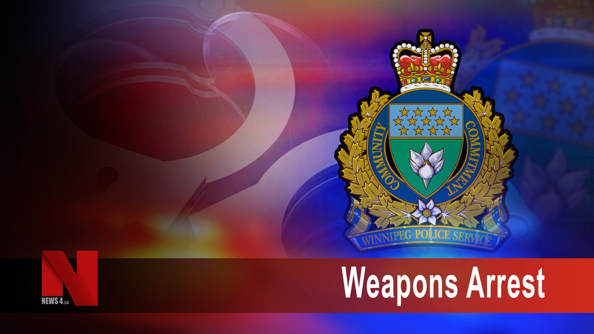 Weapons Arrest