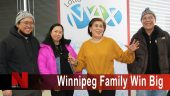 Winnipeg Family Wins Big