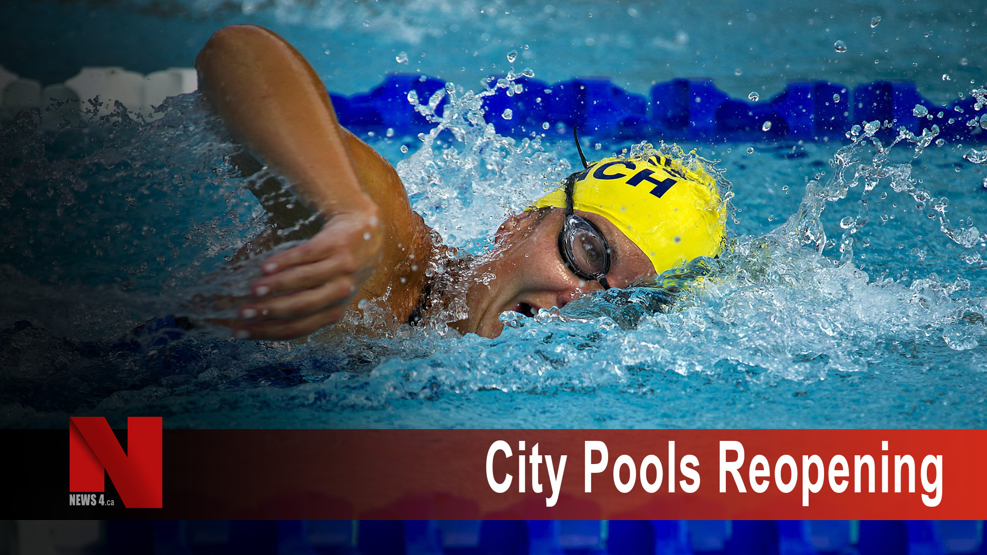 City Pools Reopening