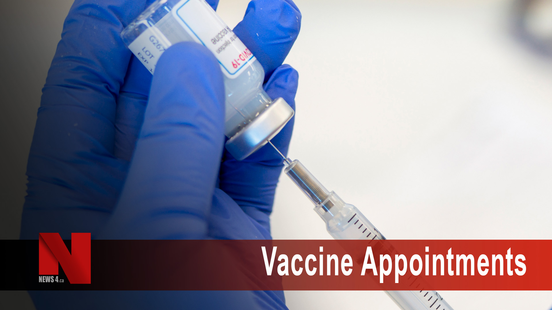Vaccine Appointments