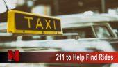 211 to Help Find Rides