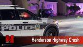 Henderson Highway Crash
