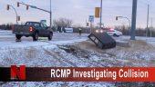 RCMP Investigating Collision