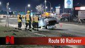 Route 90 Rollover