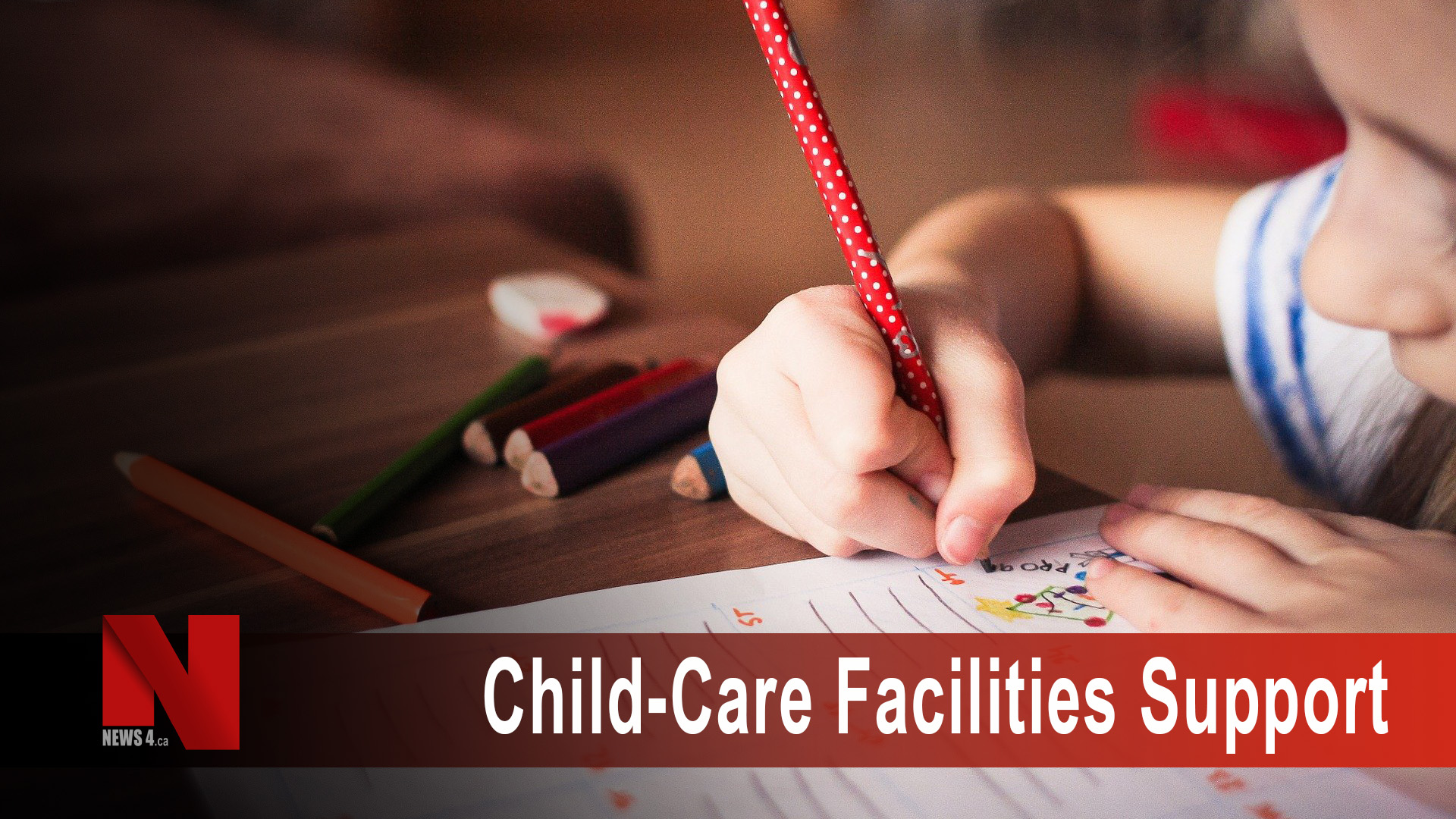 Child-care facilities support