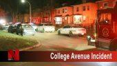 College Avenue Incident