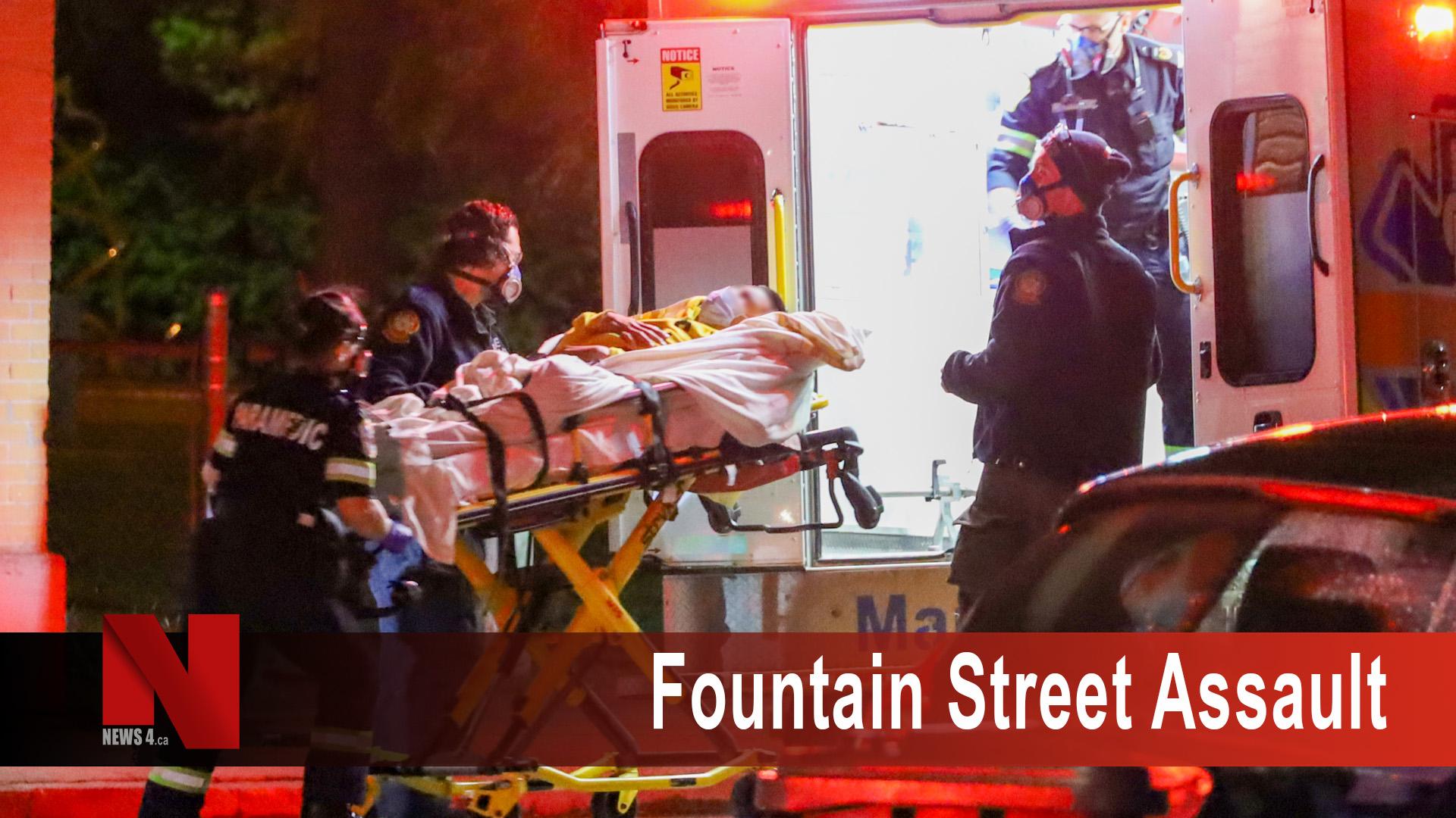 Fountain Street Assault