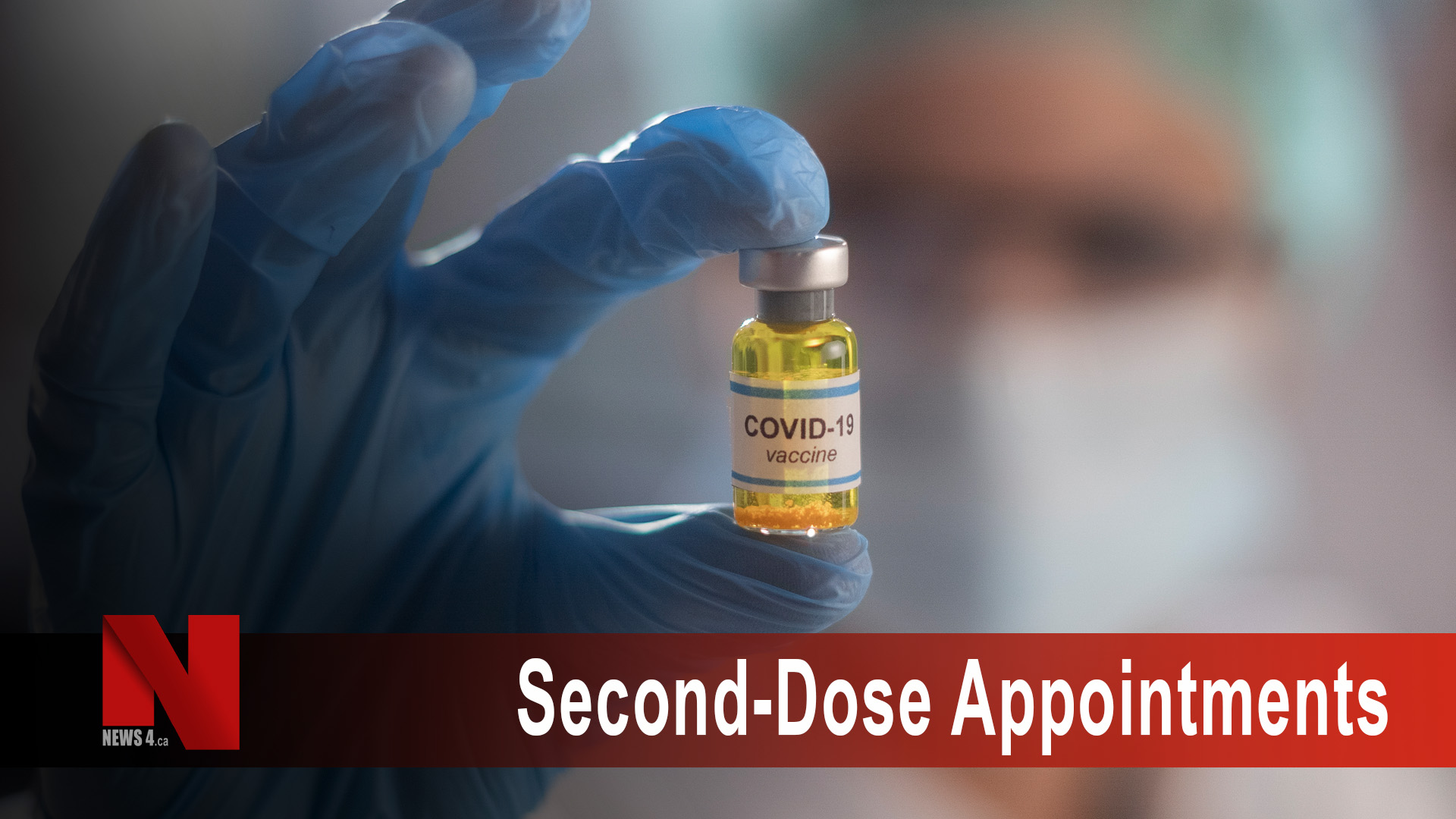 Second-dose Appointments
