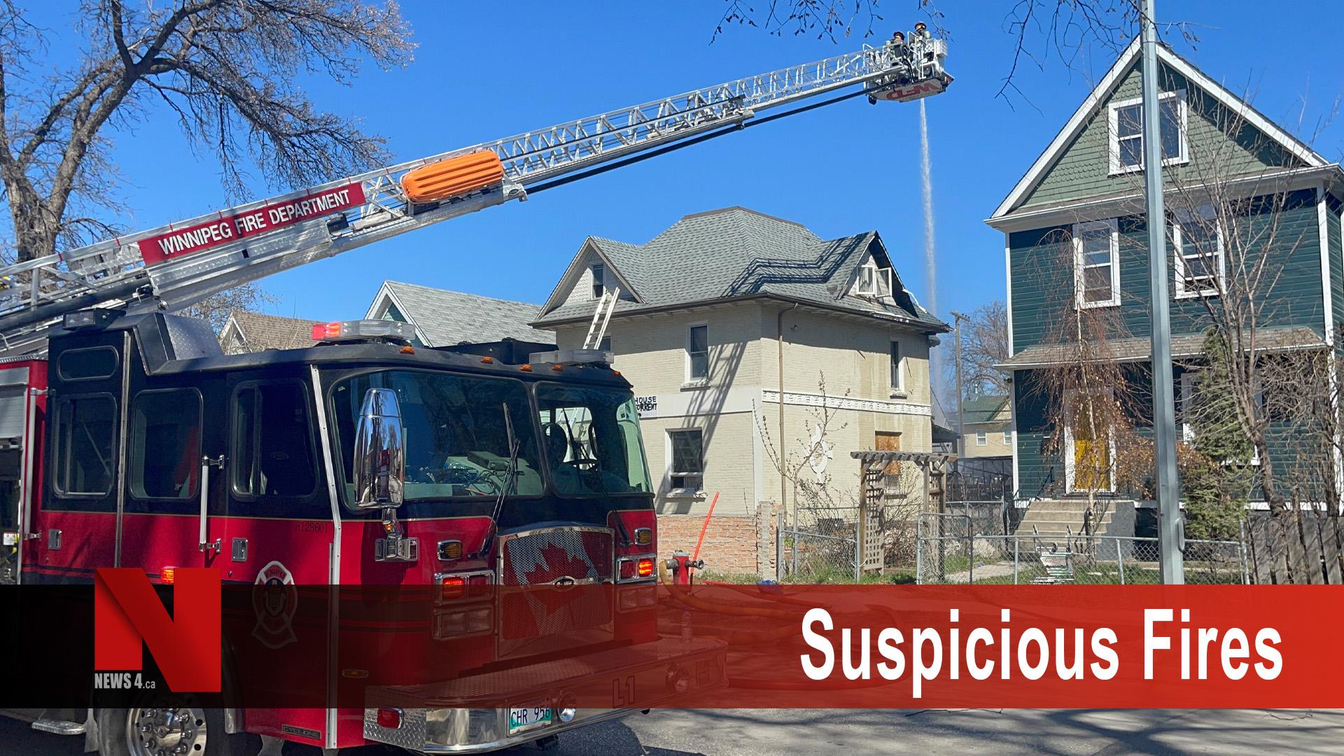 Suspicious Fires