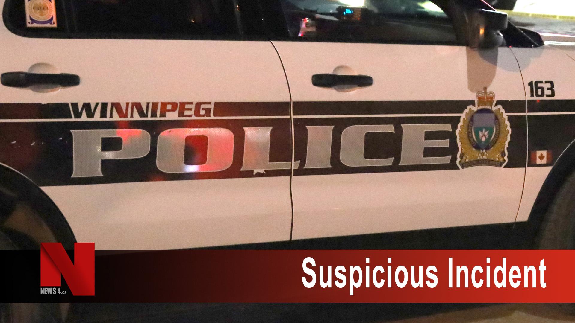Suspicious Incident