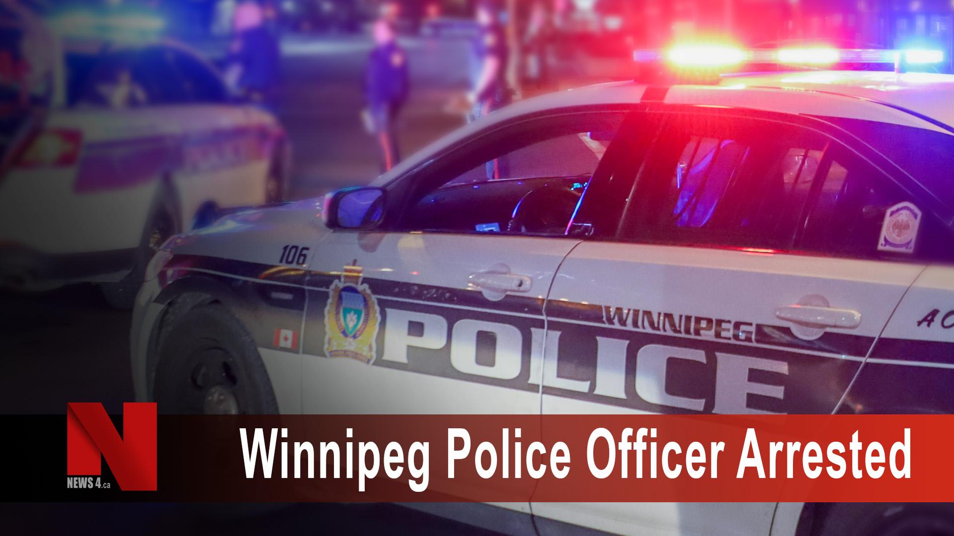 WPS officer Arrested