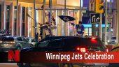 Winnipeg Jets Celebration