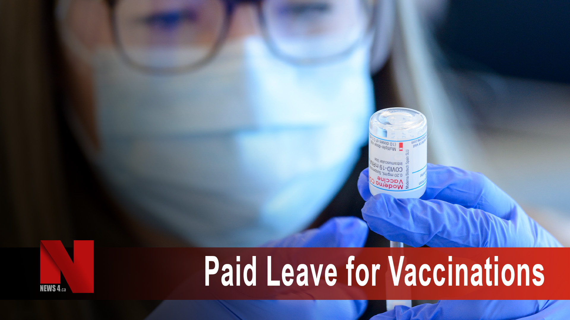 paid Leave for Vaccinations