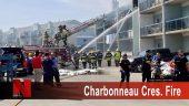 Charbonneau Crescent Fire