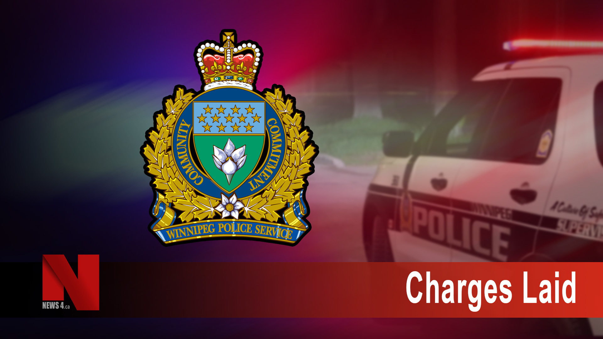 Charges Laid