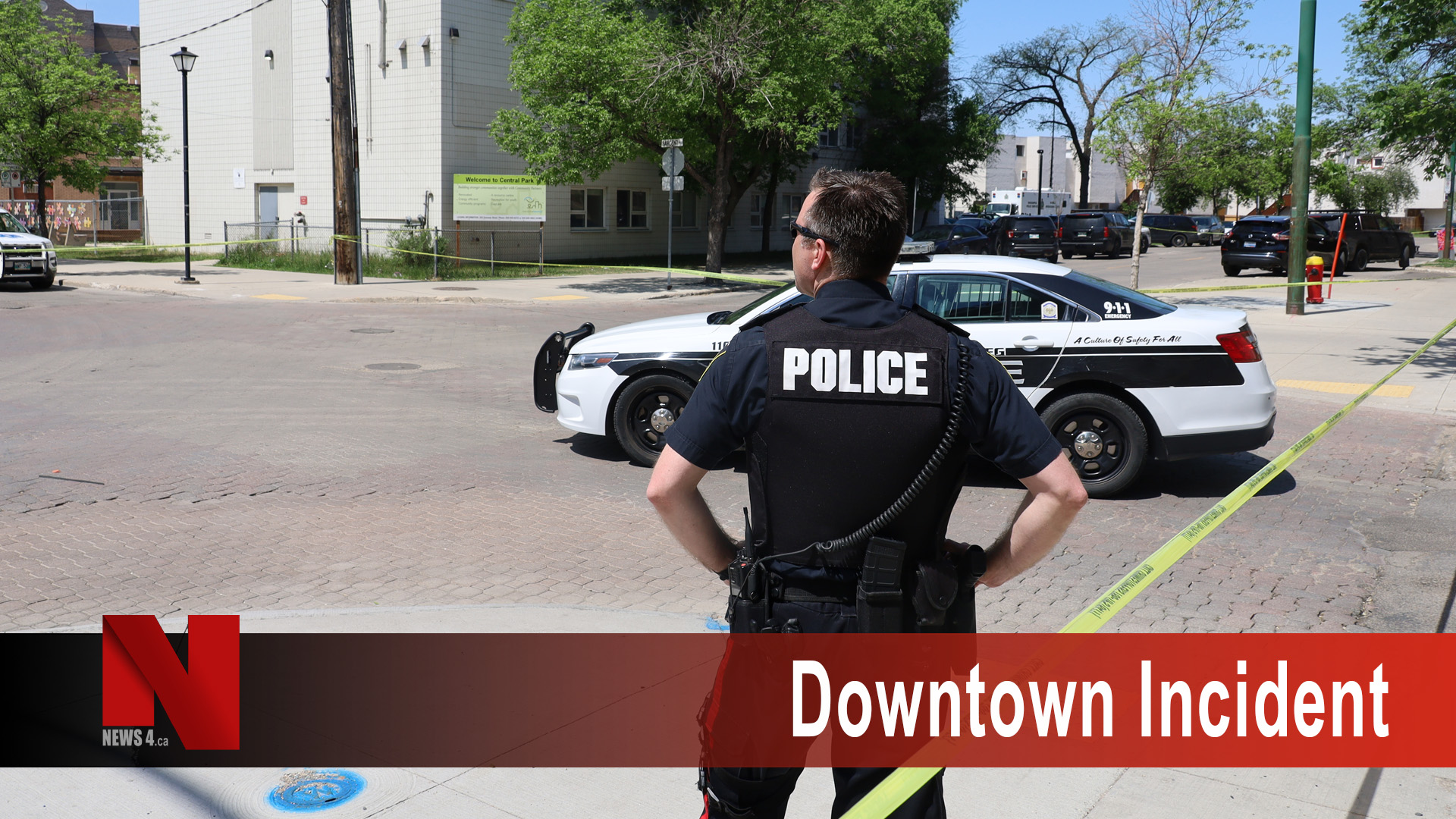 Downtown Incident