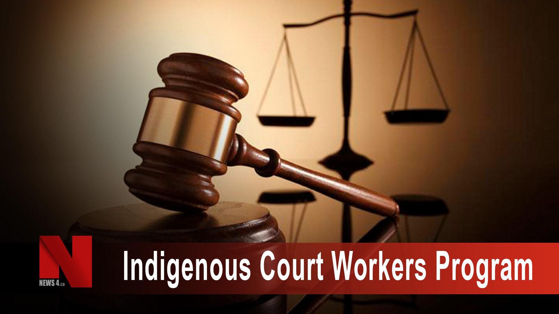 Indigenous Court Workers Program
