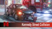 Kennedy Street Collision