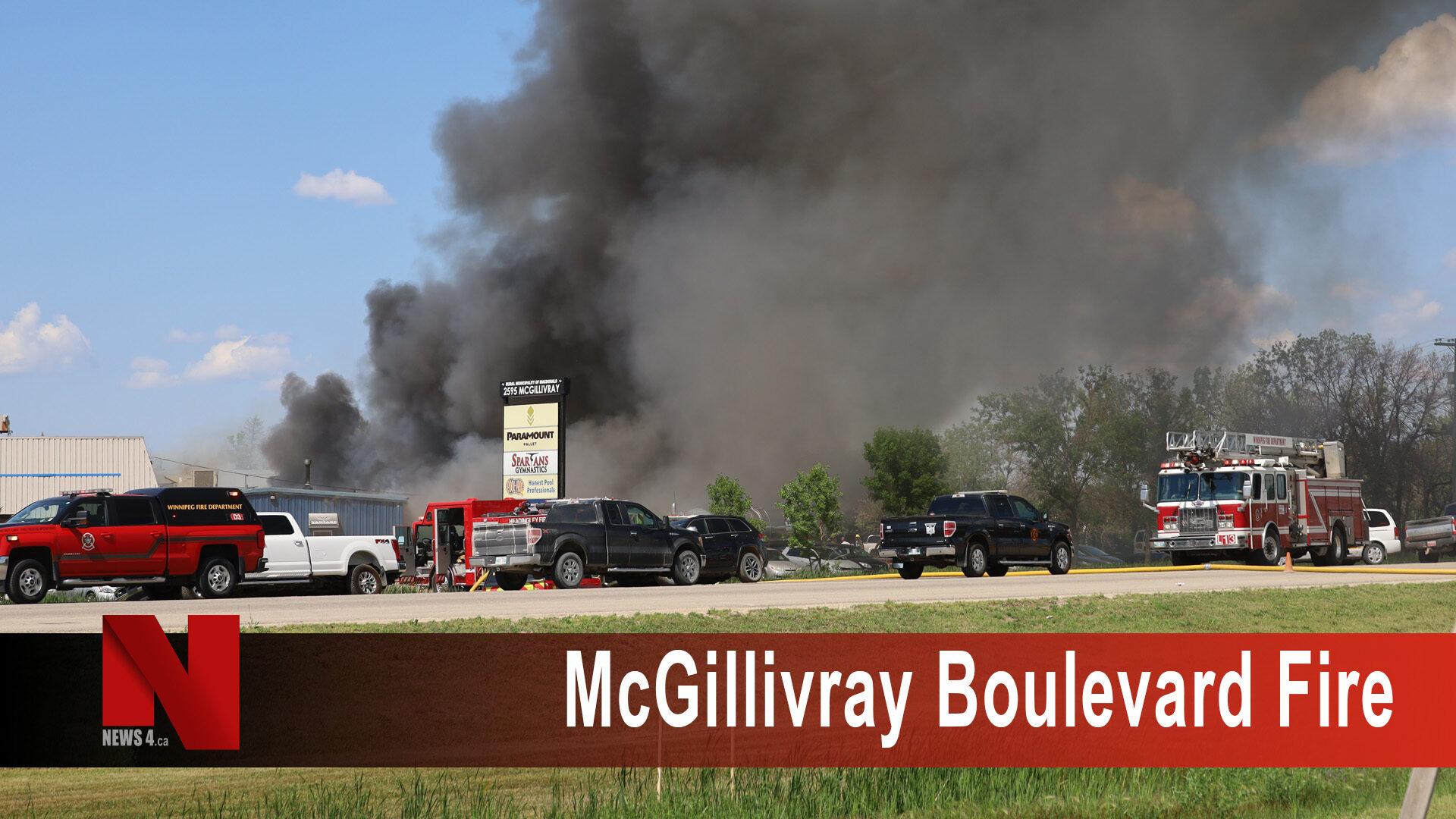 McGillivray Fire
