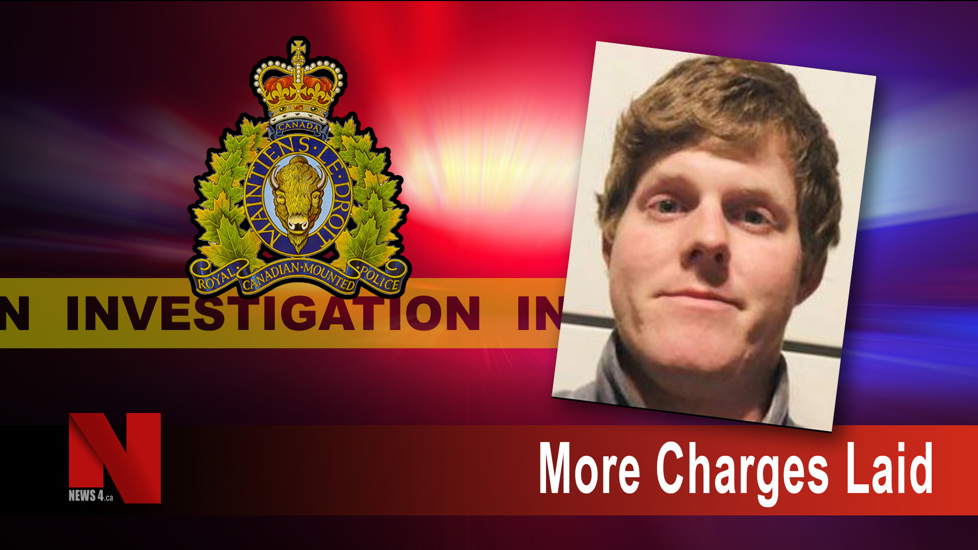 More Charges Laid