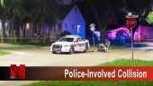 Police Involved Collision