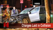 Charges Laid in collision