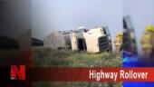 Highway rollover