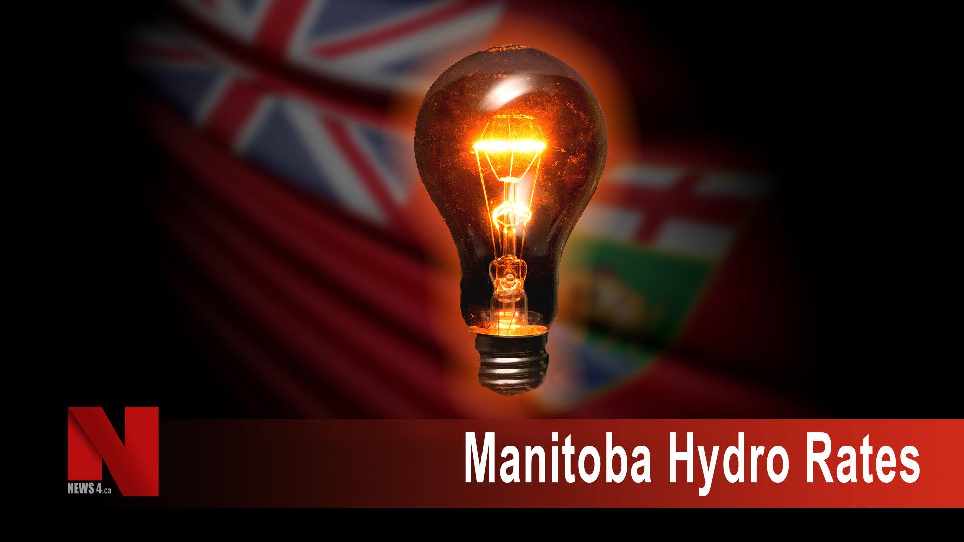 Manitoba Hydro Rates