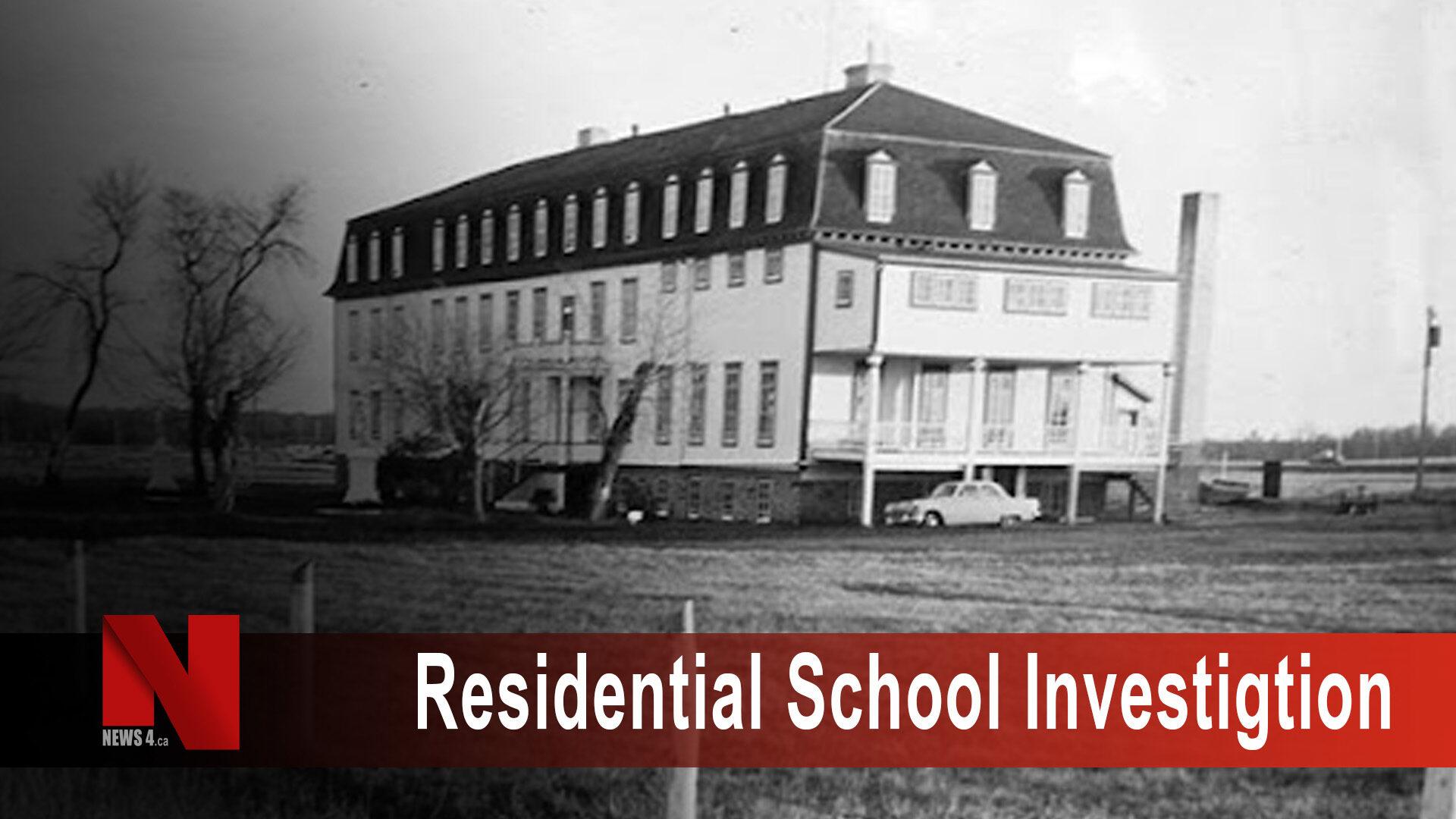 Residential School Investigation