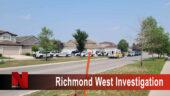 Richmond West investigation