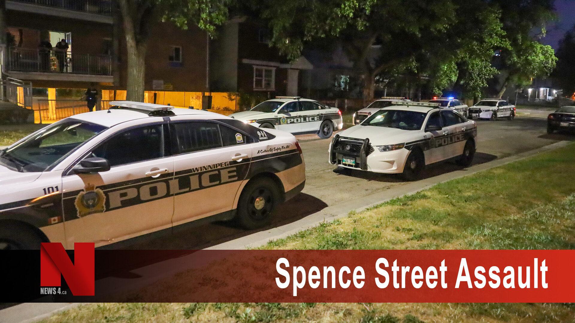 Spence Street Assault
